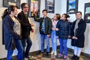 Vernissage Rathaus MAksu SMartin SPotirenia OBack