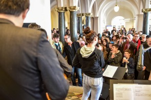 Vernissage Rathaus Schulband 2